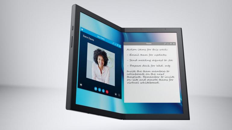 CES 2020: Dell демонстрирует складывающиеся планшеты и устройство типа Switch