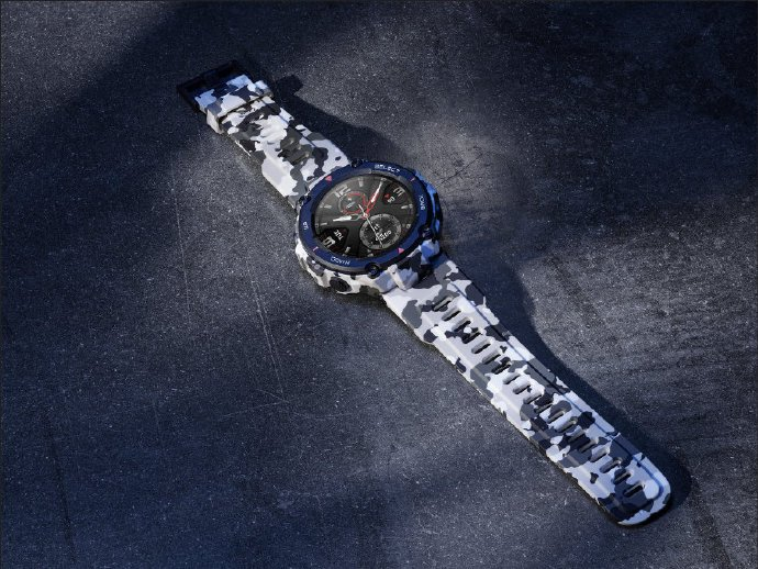 CES 2020: Huami представляет две новые умные часы - Amazfit Bip S и Amazfit T-Rex