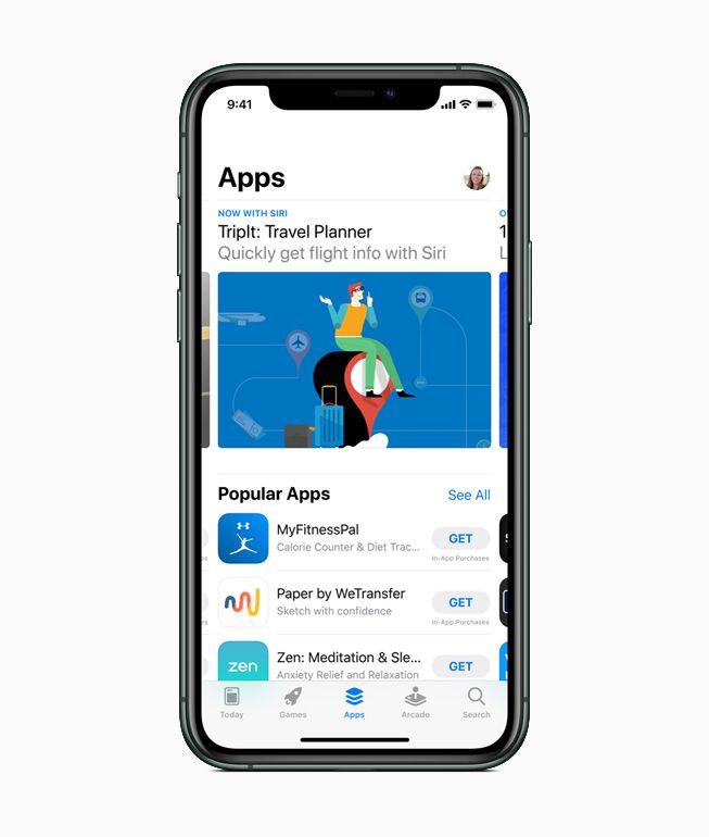 Apple AppStore с другим финансовым рекордом
