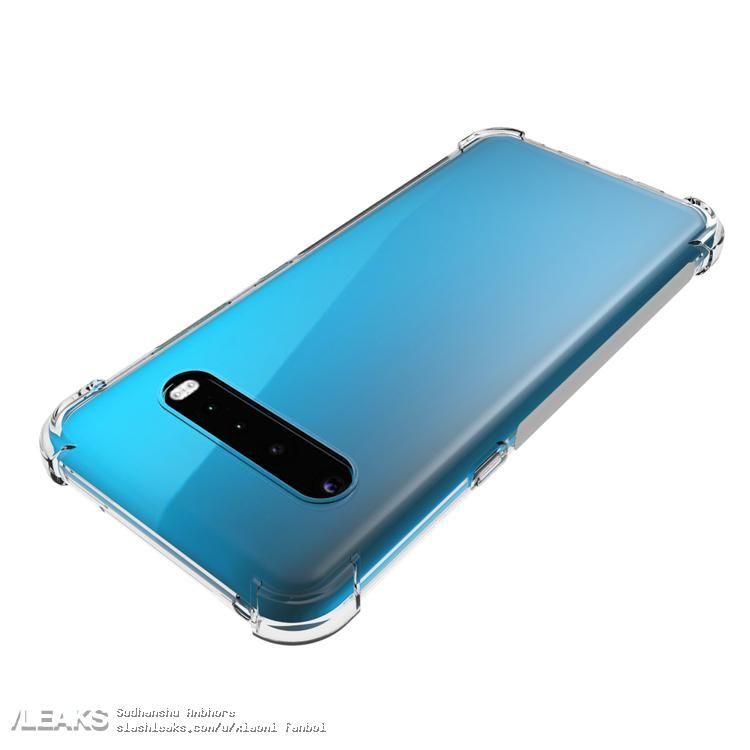 LG G9 ThinQ - фотографии аксессуаров подтверждают внешний вид устройства