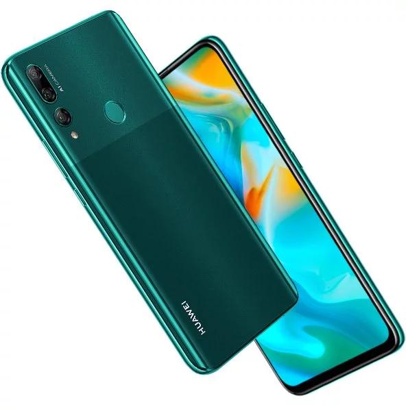 Huawei Y9 Prime 2019 уже с обновлением EMUI 10