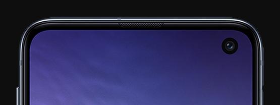Камера на экране Galaxy A51 в 4 раза меньше камеры на Galaxy S10
