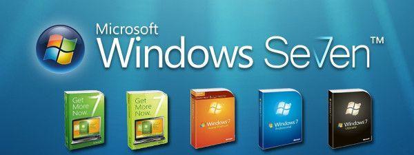 Windows 7 - история, мелочи, прощай