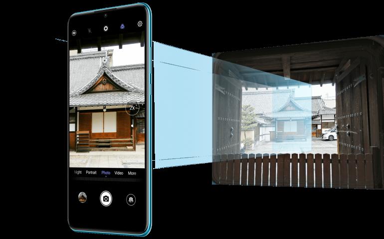 Huawei анонсирует новую версию P30 Lite