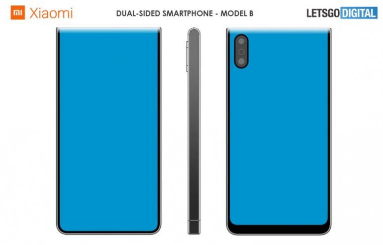 Xiaomi запатентовала упакованный дисплей