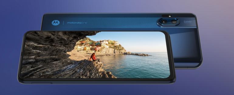 Motorola One Hyper выходит в Европу