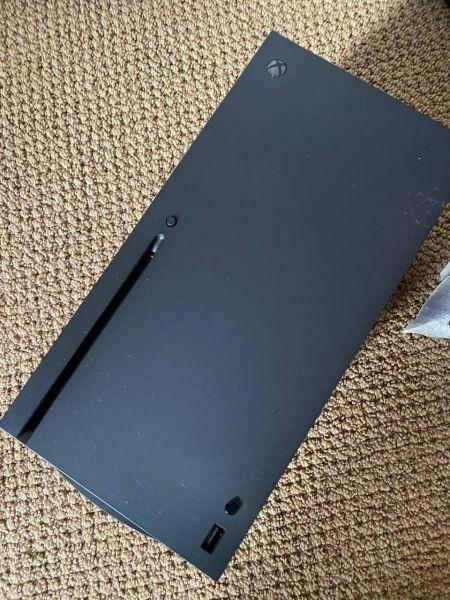 Xbox Series X фотографии показывают все порты