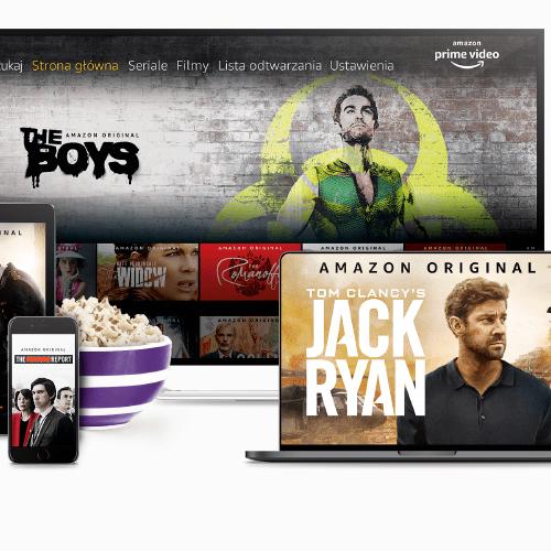 Amazon Prime Video присоединяется к сети Play