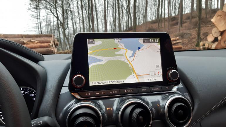 Новый Nissan Juke принес много технологических улучшений