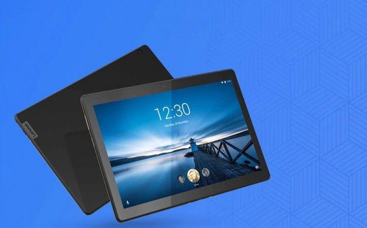 Lenovo представляет новый планшет M10 FHD REL