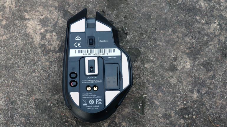 Razer Basilisk Ultimate - 100 часов без подзарядки?