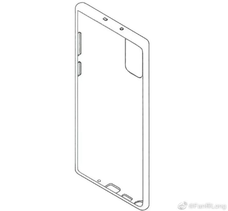 Samsung Galaxy Note 20 - первая информация о корпусе