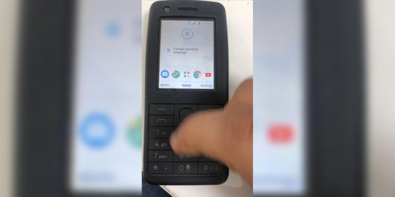 Nokia 400 4G - первые фотографии Android на классических клетках