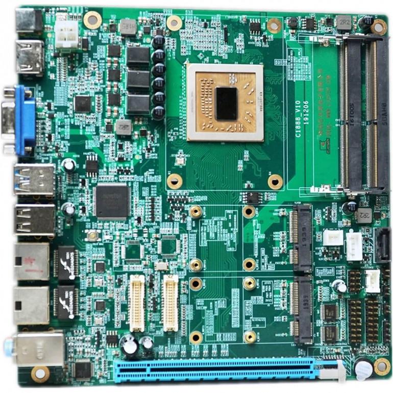 Китайский восьмиъядерный процессор x86 выходит на рынок