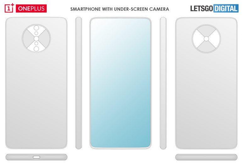OnePlus может представить другой смартфон со скрытыми камерами