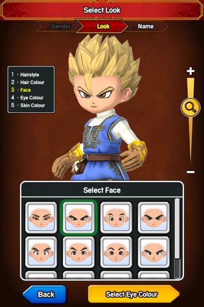 Dragon Quest of the Stars - мобильный jRPG дебютирует в феврале