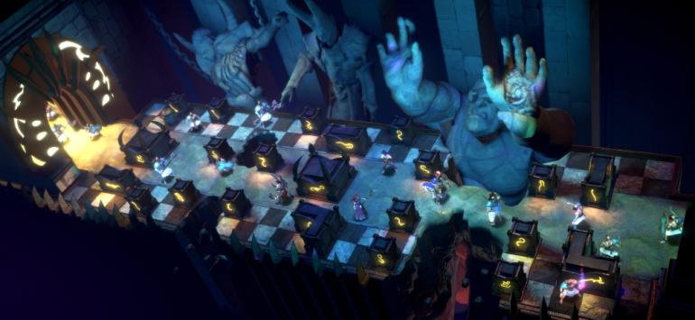 Объявлен Warhammer Quest: Silver Tower - пошаговая RPG-игра для Android и iOS