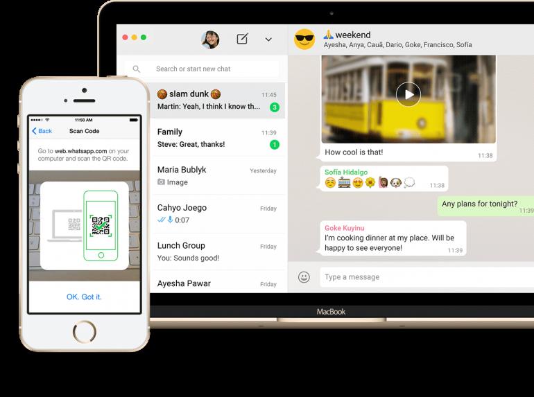 WhatsApp имеет 2 миллиарда пользователей