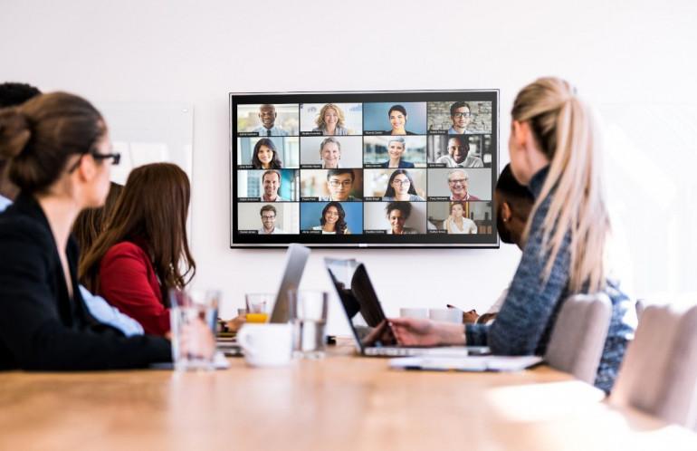 Видеоконференция и телеконференция: встречайте нас онлайн