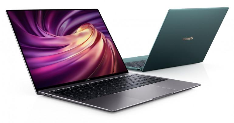 Huawei показала официально свернутые Mate Xs и обновила MateBook X Pro