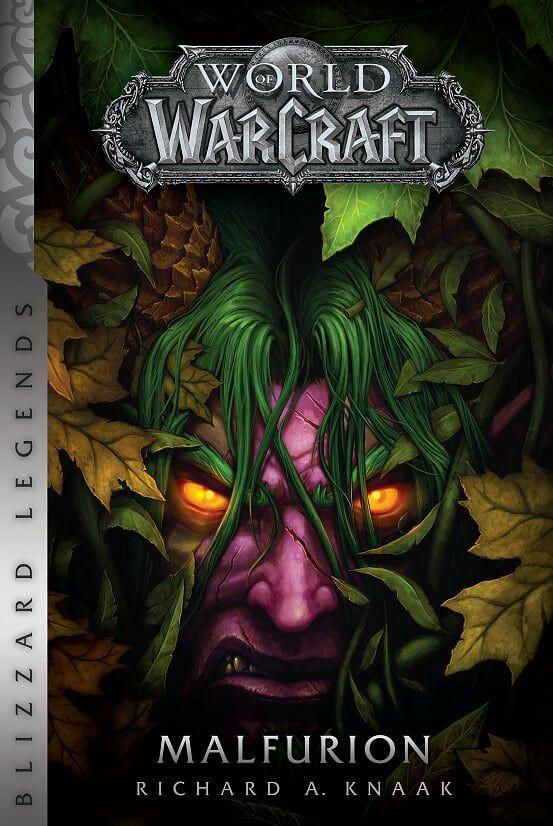 «World of Warcraft: Malfurion» - новый роман из коллекционной серии Blizzard Legends в книжных магазинах