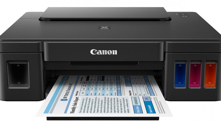 Лучшие принтеры с постоянной подачей чернил.
