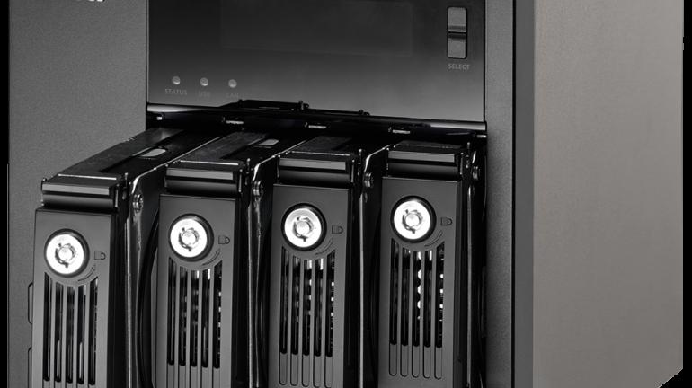 Последние NAS-серверы в тестировании