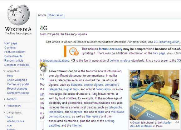 Wikipedia Smart Links