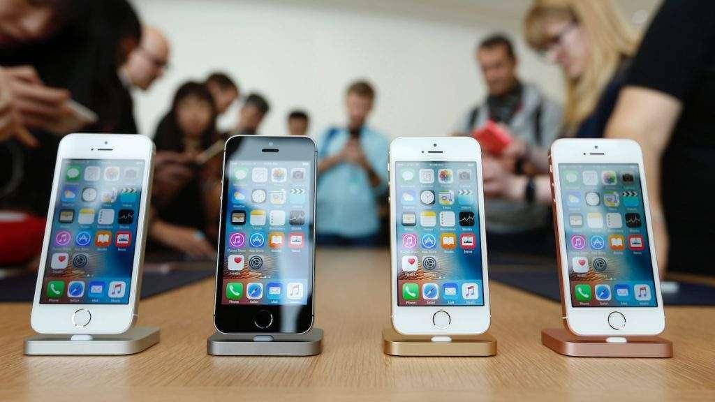 iPhone SE, iPhone 5s или iPhone 6s